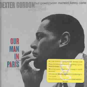 OUR MAN IN PARIS BY DEXTER,GORDAN (CD)