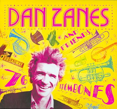 76 TROMBONES BY ZANES,DAN (CD)