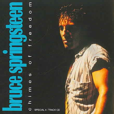 CHIMES OF FREEDOM BY SPRINGSTEEN,BRUCE (CD)